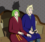 OTP 03 - Gaming by Schizo-Of-Destiny