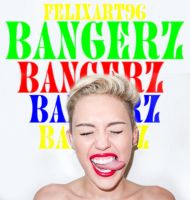 Bangerz Cover 5 by fillesu96