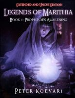 Legends of Marithia by Peter Koevari by Phatpuppyart-Studios