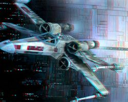 Red 5 Standing By 3-D conversion by MVRamsey