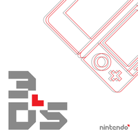 Minimalist 3DS packaging by optimiss