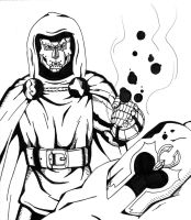 Drdoomink by 2numb2relate