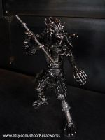 Metal Predator_Spearman by Kreatworks