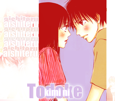 Kimi ni Todoke mixed manga by Vevv
