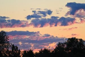 Fantastic Sunset Clouds by ShawnHenry