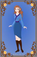 Outside Characters: Hannah's Neverland Outfit by MonstarzGirl