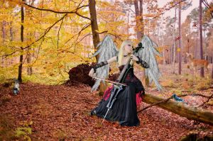 Lady of Autumn by ReflectiveCreations