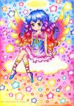 Colourful Angel by SilverChaim
