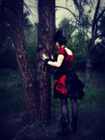 This isn't the Wonderland you remember by MutePoetess