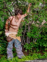 The Croods Guy Cosplay - Ready For Adventure by kh2kid