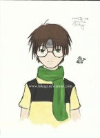 HP-NRT:Shinobi Potter by Hikagi