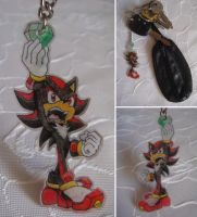 Shadow keychain by Sega-Club-Tikal