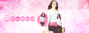 Selena Gomez FB Cover by carmenart-ca