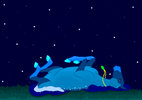 Star Gazing by CarnationRose