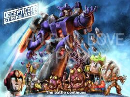 Long live Galvatron! by Kingoji