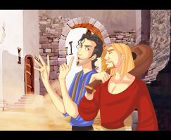 El Dorado - Tulio has a plan by misi-chan