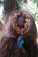 natural hairstyle by Eilesselas