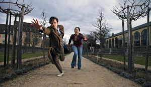 When you run with the Doctor... by Isadorada
