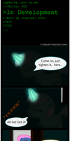 COMIC: In Development by HatBulbProductions