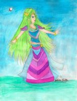 Princess Palutena by Fulie