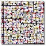 Fractal Mondrian by IDeviant
