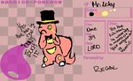 Lord Lickitung by herpderperacez