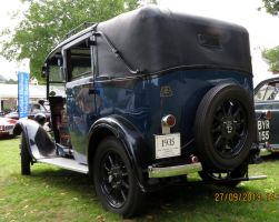 austin Taxi 1935 by Sceptre63