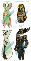 Moth clothes by Animatics