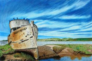 The Point Reyes by Brendan65