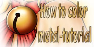 How to color metal by Dea-89