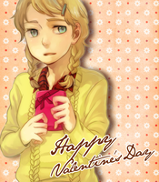 Happy Valentine's Day:) by Siaomin