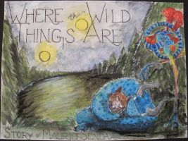 Where The Wild Things Are 1 by Spudnuts