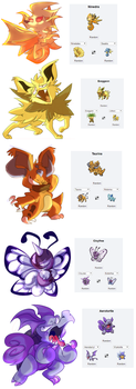 poKEFUSIONS by Dizzee-Toaster