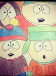 I'm going down to South Park... by XxQueenOfMonstersxX