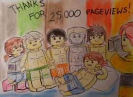 Thanks You! by Squira130