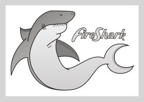 FireShark Logo by KeyMoon