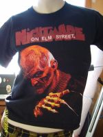 Nightmare on elm street shirt by disober