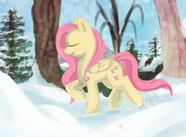 Winter Wonderland by bwfe