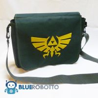 Legend of Zelda messenger bag by BlueRobotto