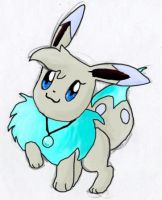 .:Me as an Eevee:. by liliebiehlina3siste