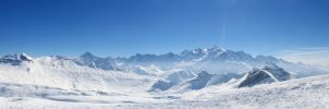 Mt_Blanc_panoramic by Skys0