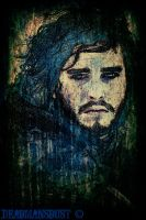 Jon Snow by Sirenphotos