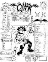Gnar Character Sheet by chief-orc