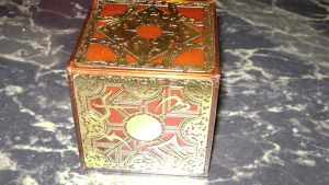 MY HELLRAISER PUZZLE BOX 2 by FUTURELISA1