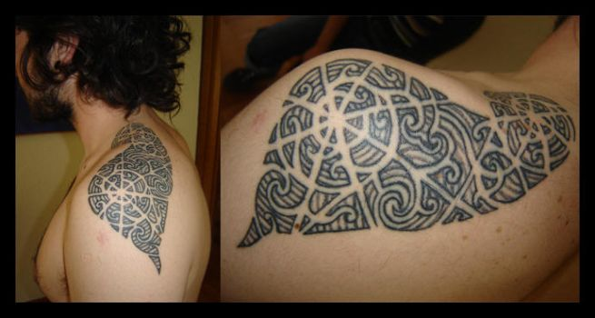 supercabronmaori by stigmatattoo