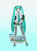 VIDEO Project Diva Hatsune Miku Future Tone by johnjan11