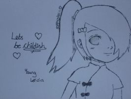 .:Leticia-childness:. by soppy4eva