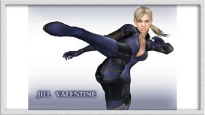 Jill Valentine-WALLPAPER by blw7920