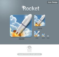 Rocket by ElekChen