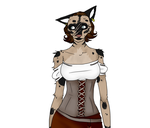 Gee the Khajiit by AkatsukiFan1